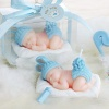 Bonequinho de bebê para presente em chá de bebê