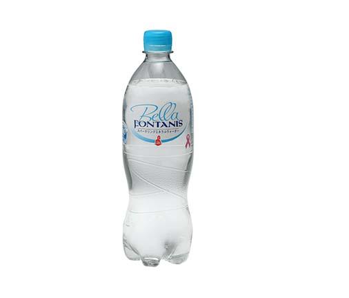 Uso de água mineral para a redução de celulite