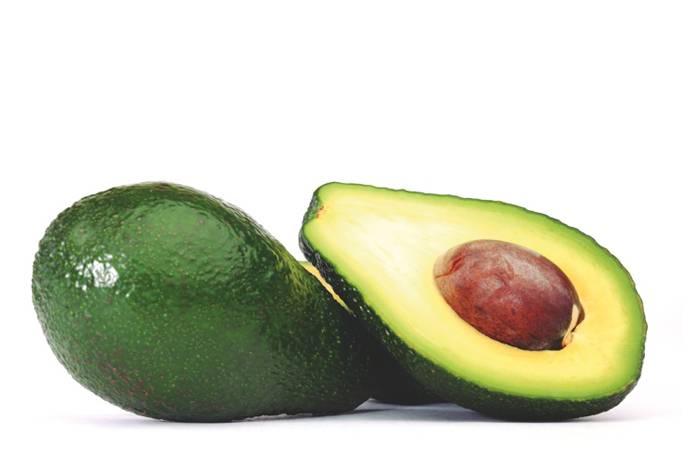 Abacate para ser usado como detox no fígado