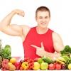 Home forte e vegetariano