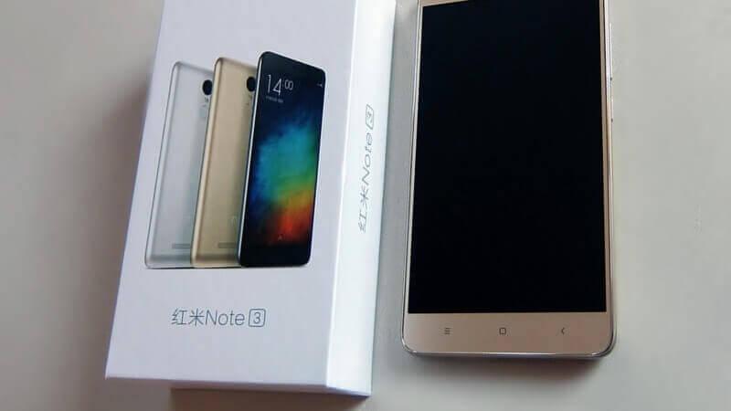 Análise: Comprei um Xiaomi Redmi Note 3