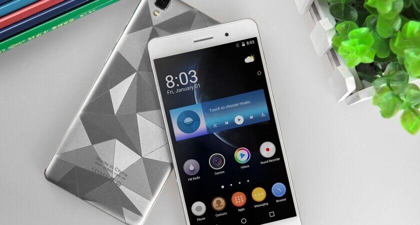 Conheça o Bluboo Maya o celular chinês de R$ 250,00