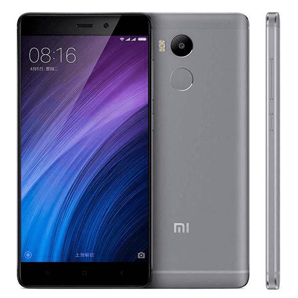 Xiaomi Redmi 4 na cor silver