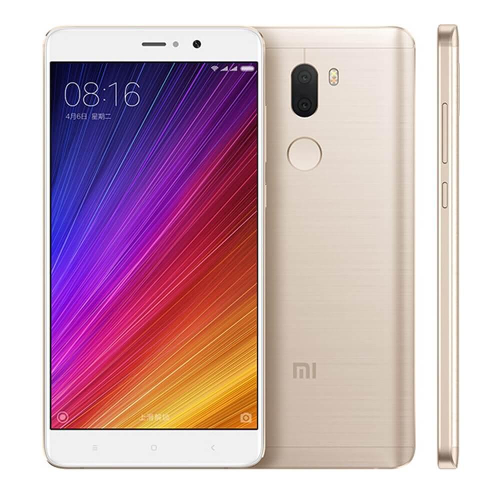Xiaomi Mi5s Plus cor dourado