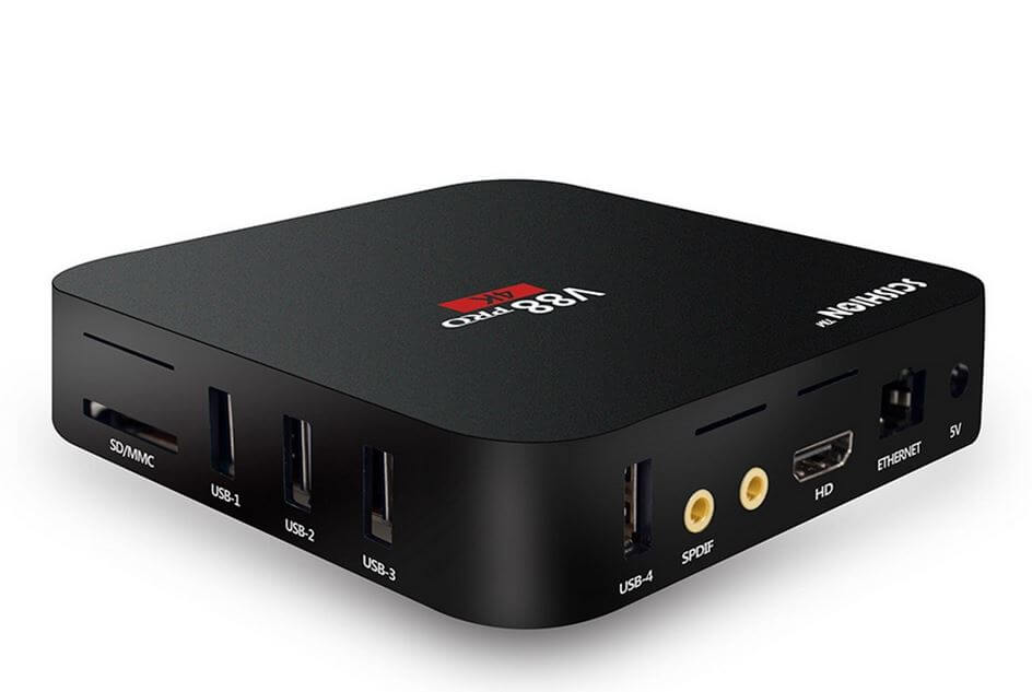 TV Box SCISHION V88 PRO